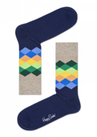 Happy Socks Faded Diamond Sock FAD01-6002
