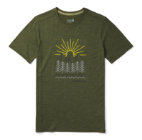 Smartwool M Merino Sport 150 Mountain Morning Tee
