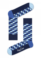 Happy Socks Filled Optic Sock FIO01-6000