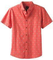 Prana Broderick Shirt SS