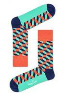 Happy Socks Filled Optic Sock FIO01-3001