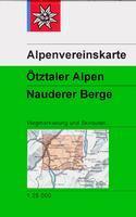 AV 30/4 Ötztaler Alpen Nauderer Berge