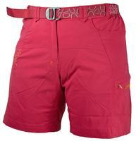 Warmpeace Muriel Lady Shorts Rose red M