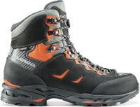 Lowa Camino GTX Black/orange 8 UK , Black/orange 8 UK
