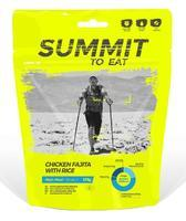 Summit To Eat Chicken Fajita With Rice (128 gramů)