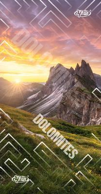 4FUN Dolomites Sunset