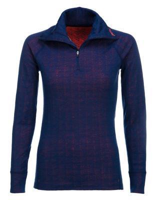 Craft W Nordic Wool Zip Neck - 1