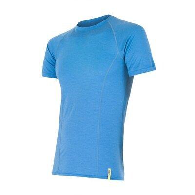 Sensor Merino Wool Active KR Modrá M