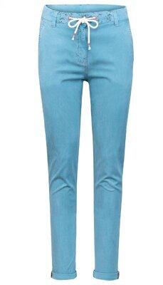 Chillaz Summer Splash Pant, Light blue L - 1