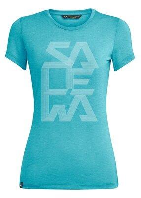 Salewa Print Dry W T-Shirt - 1