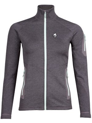 High Point Woolion Merino 2.0 Lady Sweatshirt Antracit M - 1