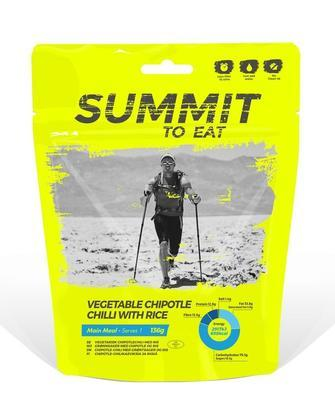 Summit To Eat Vegetable Chipotle with Rice (217 gramů) - 1