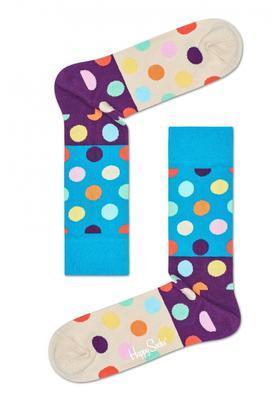 Happy Socks Big Dot Block BDB01-6001 - 1