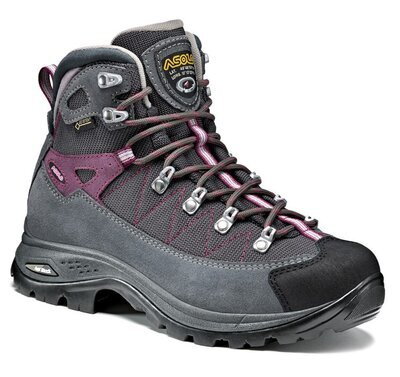 Asolo Finder GV ML Grey/gunmetal/grapeade 5,5 UK - 1