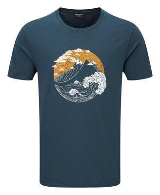 Montane Great Mountain T-Shirt Orion Blue L
