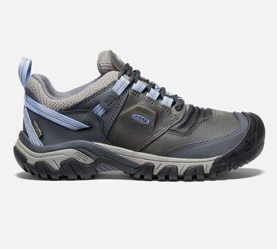 Keen Ridge Flex WP W , Steel grey/hydrangea 7,5 UK - 1