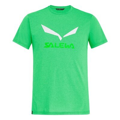 Salewa Solidlogo DRI-REL M S/S TEE, Summer green XL - 1