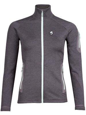 High Point Woolion Merino 2.0 Lady Sweatshirt Antracit S - 1
