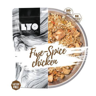 LyoFood Kuře pěti chutí s rýží  (110g) velká porce - 1