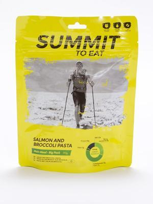Summit To Eat Salmon And Broccoli Pasta (193 gramů) - 1