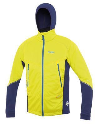 Direct Alpine Alpha Jacket 3.0 Aurora/indigo M