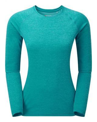 Montane Womens Dart Long Sleeve T-Shirt - 1