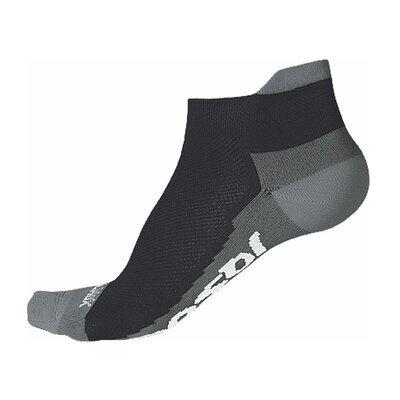 Sensor ponožky CoolMax Summer černá/šedá 9-11