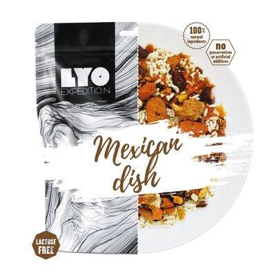 LyoFood Mexická pánev (126g) velká porce
