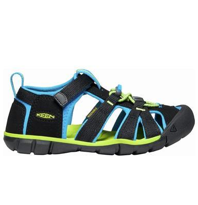 Keen Seacamp II CNX JR Black/brilliant blue 38 EU - 1