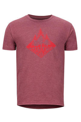 Marmot Rising Forest Tee SS - 1