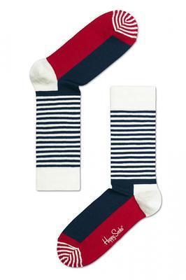 Happy Socks Half Stripe SH01-068 - 1