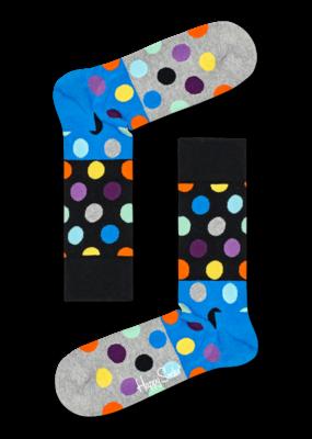 Happy Socks Big Dot Block BDB01-9500 - 1