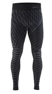 Craft Active Intensity Pants M, Black/asphalt XXL - 1