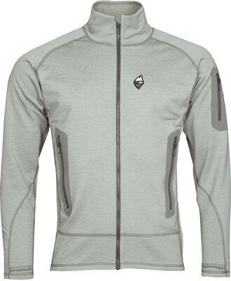 High Point Woolion Merino 2.0 Sweatshirt Silt Green L - 1