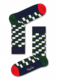 Happy Socks Filled Optic Sock FIO01-7002 - 1/3
