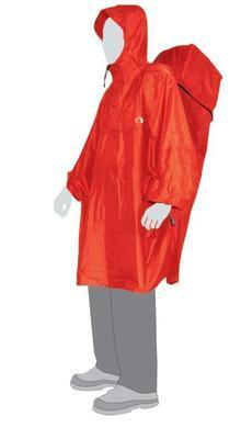 Tatonka Cape Men XL, Red - 1