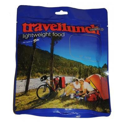 Travellunch Divoké houby s nudlemi (125 gramů) - 1