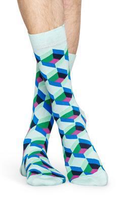 Happy Socks Optiq Square OSQ01-7000 - 2