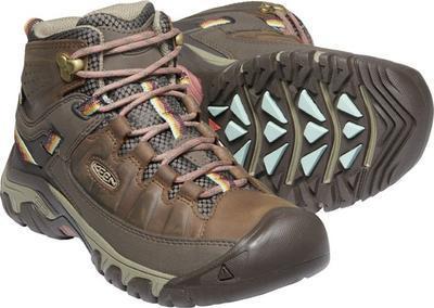 Keen Targhee III MID WP W Bungee cord/redwood 5,5 UK - 2
