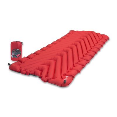 Klymit Insulated Static V Luxe Red - 2