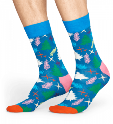 Happy Socks Tree Sock TRE01-6000 - 2