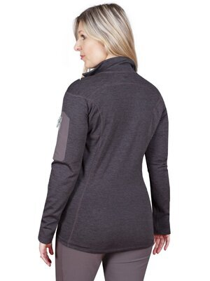 High Point Woolion Merino 2.0 Lady Sweatshirt Antracit M - 2