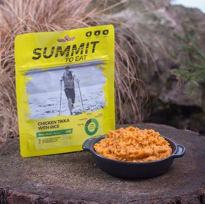 Summit To Eat Chicken Tikka With Rice (190 gramů) - 2