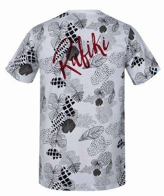 Rafiki Slack Print, Bright white II M - 2