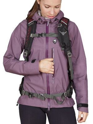 High Point Cliff Lady Jacket - 2