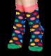Happy Socks Big Dot Sock BDO01-6001 - 2/3