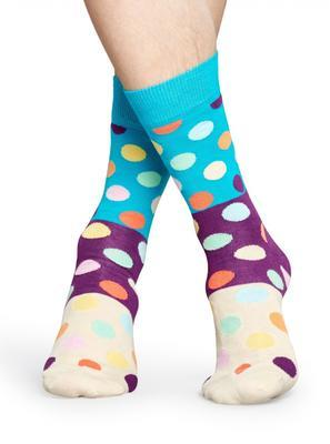 Happy Socks Big Dot Block BDB01-6001 - 2