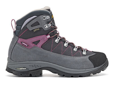 Asolo Finder GV ML Grey/gunmetal/grapeade 5,5 UK - 2