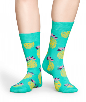 Happy Socks Pineapple PIN01-7000 - 2