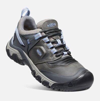 Keen Ridge Flex WP W , Steel grey/hydrangea 7,5 UK - 2